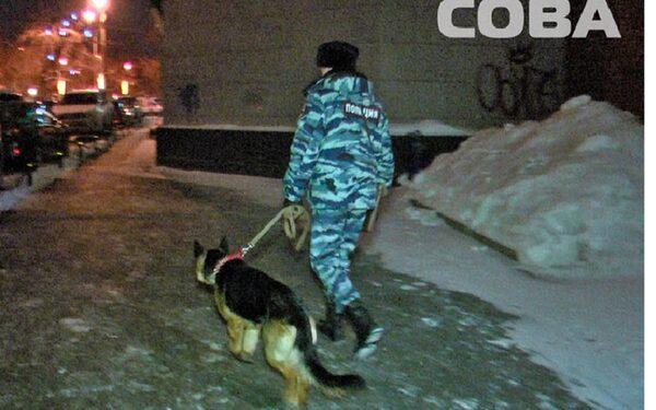 В Екатеринбурге ограбили автосалон на 50 миллионов рублей