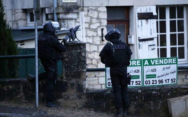 захват заложников террористами