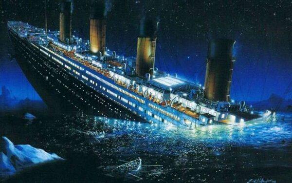 Письмо выжившей при крушении Титаника пассажирки, продано с аукциона