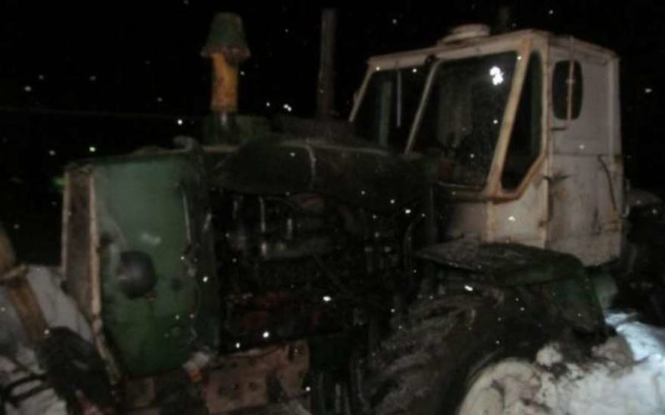 В Татарстане трактор-убийца задавил мужчину во время ремонта