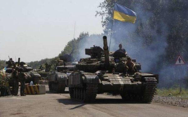 Народное ополчение, новости сегодня 30 января, Обстрел Донецка, Углегорска, наступление на Дебальцево