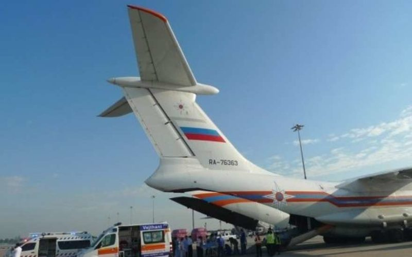 Двое тяжелобольных россиян из Таиланда привезет на родину спецборт МЧС