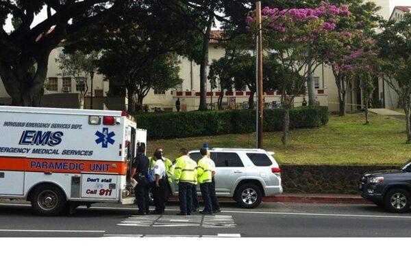 В Лос-Анджелесе неизвестный насмерть заколол школьника ножницами