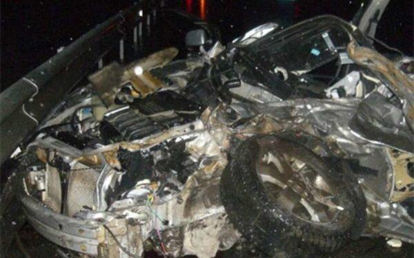 В Элисте при столкновении «Mercedes» и «Hyundai» погибли четыре человека, четверо ранены