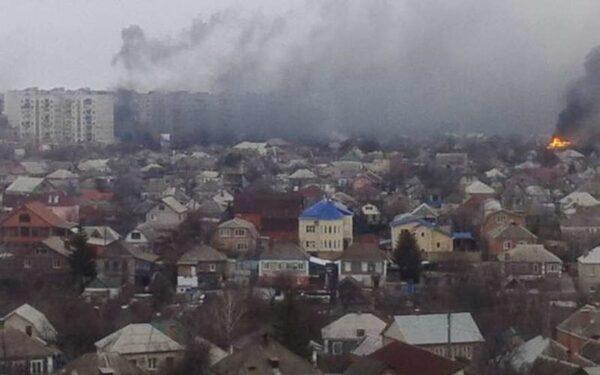 Война на Украине видео, последние новости 24 01 15, Донецк, Горловка, Мариуполь, сообщения ополченцев, видео и фото