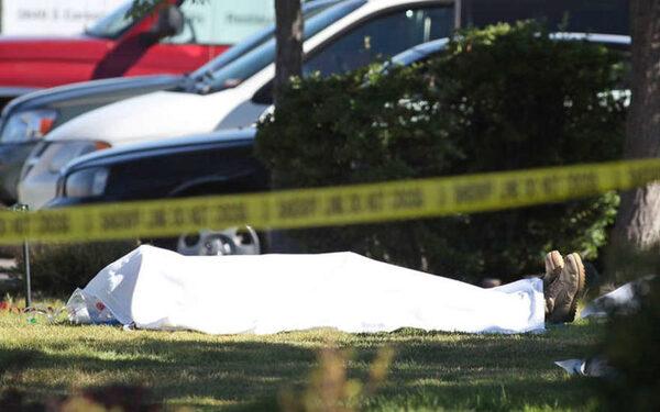 В американском Канзасе грабители убили владельца оружейного магазина