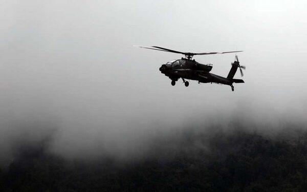 Вертолет с оппозиционными депутатами парламента разбился в Гватемале