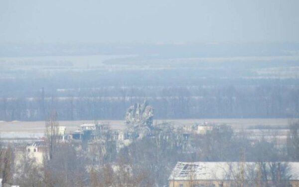Новости Новороссии 13 января 2015г: жесткий обстрел Донецка, бои в аэропорту, погибшие пассажиры автобуса