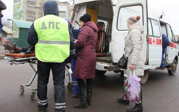 В Челябинской области полицейский совершил наезд на пешехода-женщину