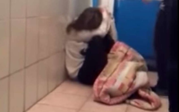 В Ульяновской области студентки жестоко избили и окунули головой в унитаз девушку