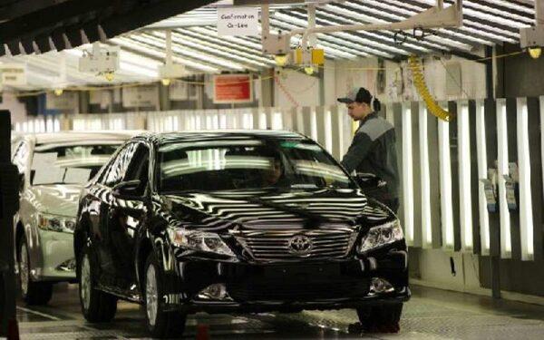 Завод Toyota в Санкт-Петербурге увеличит мощность в два раза