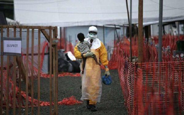 американские военные борятся с эболой