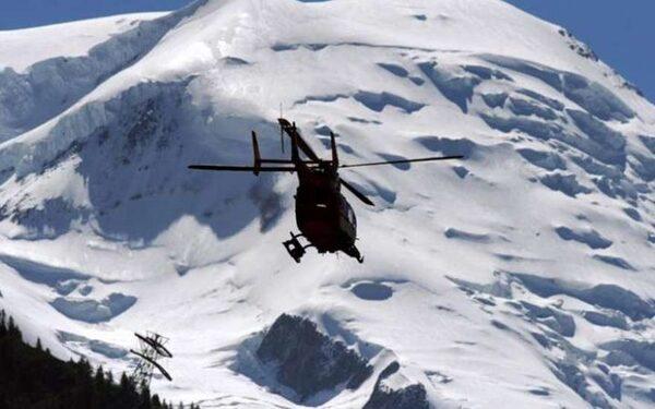 В чилийских Андах жертвами крушения вертолета стали 3 человека