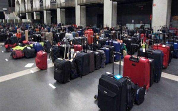 чемоданы остались в аэропорту